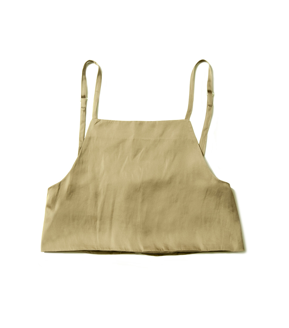 Zero Sleeveless - Beige